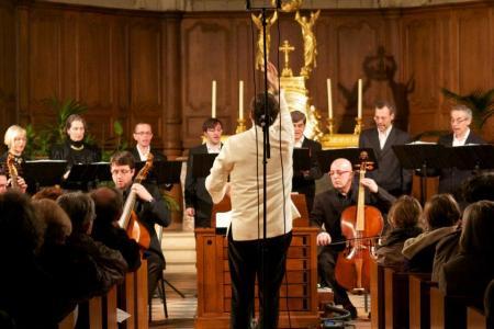 Concert Gabrieli-Bach-Schütz