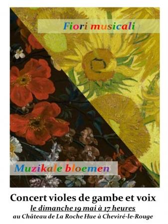 Concert Muzikale Bloemen
